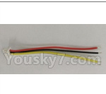 Wltoys Q676 Parts-10 Image transmission patch cord