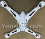 Wltoys Q696 Parts-02 Bottom body shell cover