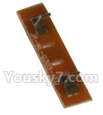 Wltoys Q696 Parts-21 Q393-23 Power board assembly