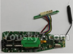 Wltoys Q696 Parts-30-03 Q696-09 Circuit board,Receiver board