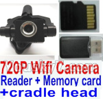 Wltoys Q696 Parts-37 Q696-12 720P Wifi camera assembly(Include Wifi function)