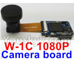 Wltoys Q696 Parts-42 Q696-C-05 W-1C 1080P wide-angle Camera board