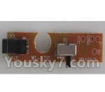 Wltoys Q696 Parts-49 Display switch board