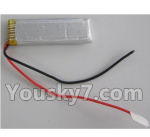 Wltoys Q696 Parts-50 3.7V 500MAH 721855 Battery