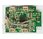 Wltoys-Q838-E Parts-Receiver board,Circuit board-Q838-E-19