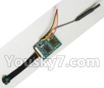 Wltoys-Q838-E Parts-720P WiFi Board-Q838-E-20