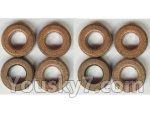Wltoys-Q838-E Parts-Oil-containing copper sleeve(8PCS)-Q616-30