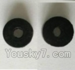 Wltoys V950 Spare-Parts-04 rubber ring for the Horizontal shaft(2pcs)