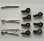 Wltoys V950 Spare-Parts-11 link Rods unit