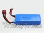 Wltoys V950 Spare-Parts-34-01 11.1V 1500MAH Battery(1PCS)