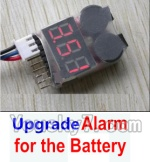 Wltoys V950 Spare-Parts-34-04 Upgrade Alarm for the Battery,Can test whether your battery has enouth power