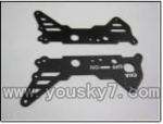 WL-V757-21 main frame metal part A