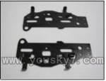 WL-V757-22 Main frame metal part B
