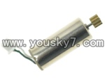 WLtoys-v969-05 Motor with shaft and gear