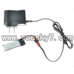 WLtoys-v969-06 Charger & Battery