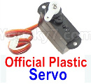 XK K130 Parts-Servo parts-Official 4.3g Servo-K130.0009