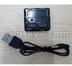 Wltoys XK X100 Parts-Charger and Balance charger-X100.008