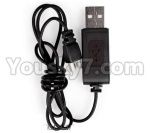 Wltoys XK X100 Parts-USB Charging Cable