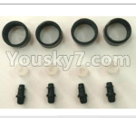XK X130-T.0006 Spare Parts-anti-Shock ring group,shockproof ring group