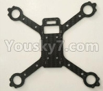 XK X130-T.0008 Spare Parts-Main body frame
