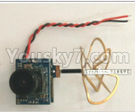 XK X130-T.0009 Spare Parts-5.8G video camera group