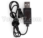 XK X130-T.0021-09 Spare Parts USB Charging Cable