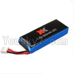 XK X251 Drone Parts-13 Official 7.4v 950mah Battery(1pcs)