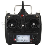 XK X251 Drone Parts-23 Transmitter for XK X251 RC Quadcopter