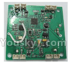 XK X260 Spare parts-13-01 X260-13 Circuit board,Receiver board