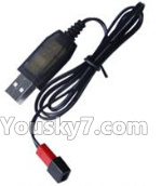 XK X260 Spare parts-22-07 USB Charger