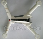 XK X300 Spare parts-01-02 Upper Shell body cover-X300.003