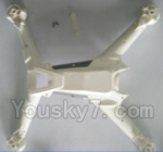 XK X300 Spare parts-02 Bottom Shell body cover-X300.004
