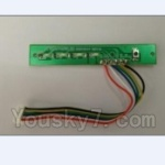 XK X300 Spare parts-21 Power Indicator