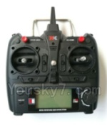 XK X300 Spare parts-29-02 Transmitter,Remote control A-4.01.X8.003