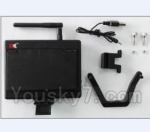 XK X300 Spare parts-30 5.8G FPV Receiver Group-X251.018