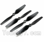 XK X350-Parts-04 Propellers,Main rotor blades(4pcs)