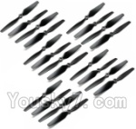 XK X350-Parts-05 Propellers,Main rotor blades(20pcs)