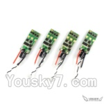XK X350-Parts-27 Brushless ESC Control System,Speed governor(4PCS)