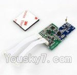XK X350-Parts-28 Flight control board,Circuit board