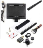 XK X350-Parts-38 4.4-inch screen FPV Accessory Kit