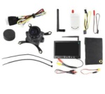 XK X350-Parts-39 7-inch screen FPV Accessory Kit