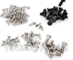 XK X350-Parts-51 Screws set(Total 6 set together)