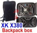 Wltoys XK Detect X380 Parts-00 Upgrade BackPack Box,Weight about 1.6kg-Size-37X25X48CM