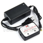Wltoys XK Detect X380 Parts-26 Official Charger and balance charger Set-Can charge one battery at the same time