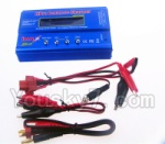 Wltoys XK Detect X380 Parts-31 Upgrade B6 Balance charger(Can charger 2S 7.4v or 3S 11.1V Battery)