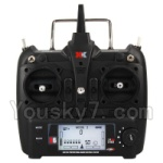 Wltoys XK Detect X380 Parts-35 Transmitter