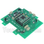 Wltoys XK Detect X380 Parts-36 The main control board,The main circuit baord