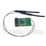 Wltoys XK Detect X380 Parts-38 Receiver Board