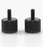 Wltoys XK Detect X380 Parts-41 Official Screw bolt for the Transmitter(2pcs)
