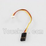 Wltoys XK Detect X380 Parts-50 PTZ Wire